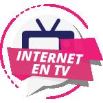 Internet en tv